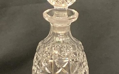 WATERFORD CRYSTAL LIQUOR WINE DECANTER W/STOPPER