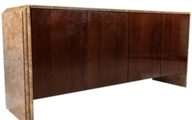 Pace (Attr.) - Marble Credenza