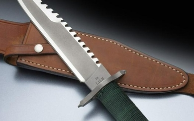 Jimmy Lile First Blood #35 knife,