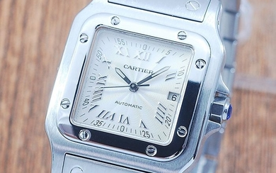 Cartier - Santos Galbee - 2319 - Men - 2000-2010