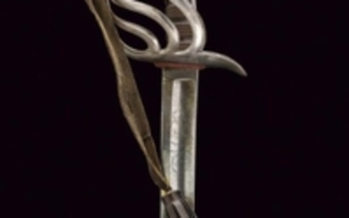 AN 1864 MODEL CAVALRY OFFICER'S SABRE