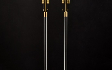 Pair of Hansen Floor Lamps - Hansen