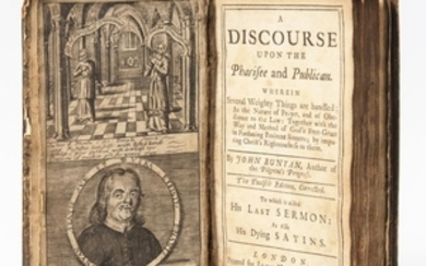 Bunyan, John (1628-1688) A Discourse upon the Pharisee and Publican.