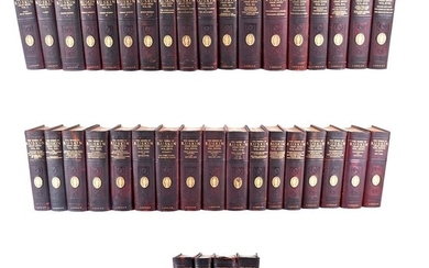 The Complete Works of John Ruskin 39 Hardcover Vol