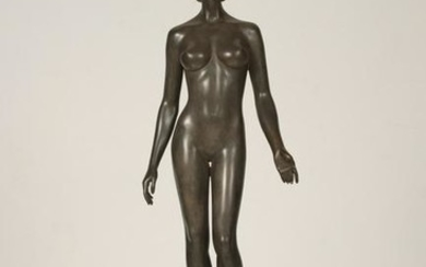 Richard Senoner - Untitled (Standing Nude I)