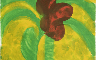 HOWARD HODGKIN (1932-2017), Flowering Palm