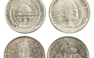 U.S. Silver Half Dollar Commemorative Set