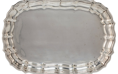 A Frank W. Smith Silver Co., Inc. Tray (designed 1917)