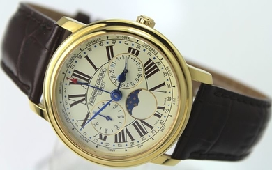 "Frédérique Constant - Business Timer ""NO RESERVE PRICE"" - FC270X4P4/5/6 - Excellent Condition - Men - 2011-present"
