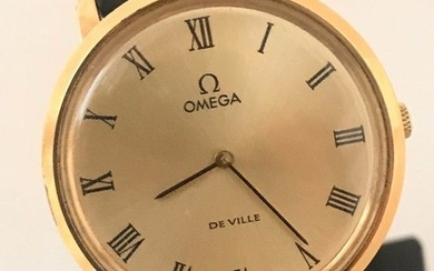 "Omega - De Ville - ""NO RESERVE PRICE"" - 111.077 - Men - 1970-1979"