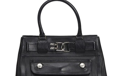 Dior - Leather Handbag Handbag