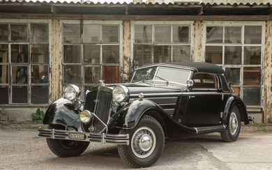1938 Horch 853A Sportcabriolet