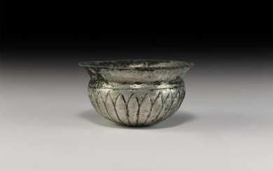 Greek Hellenistic Silver Cup
