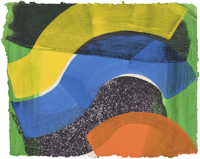 HOWARD HODGKIN (1932-2017), Put Out More Flags