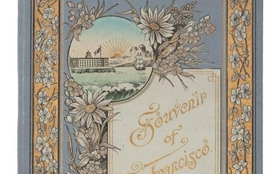 1888 Historical Souvenir of San Francisco