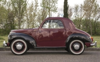 FIAT 500C TOPOLINO (1950) CHASSIS N. 189841 ENGINE: 4...