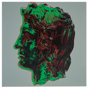 Andy Warhol - Andy Warhol: Alexander the Great
