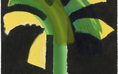 HOWARD HODGKIN (1932-2017), Night Palm