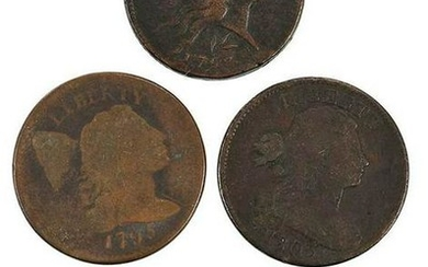 Early U.S. Copper Large Cents