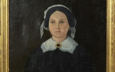 "American School, ""Susan North Hereford Duggins,"" 19th"