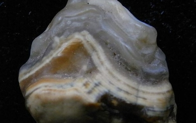 EXCEPTIONAL EYE AGATE - 100% NATURAL