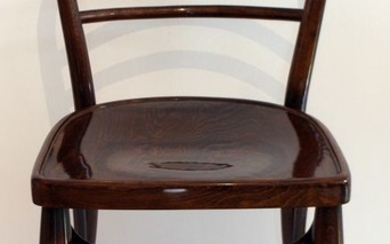 Josef Hoffmann Kreis - Chair - Design - 1930 - Thonet - Art Deco.