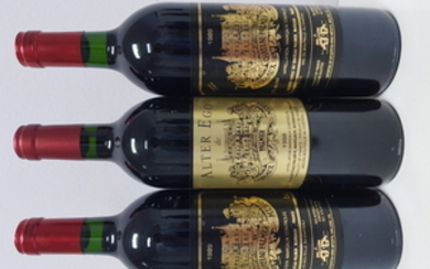 Mixed lot Château Palmer 1989/1998