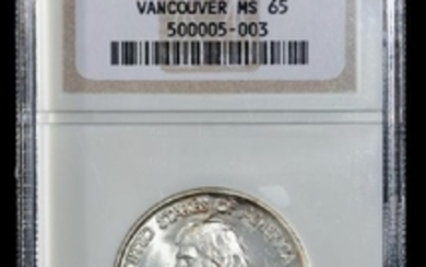 A United States 1925 Fort Vancouver Commemorative 50c Coin