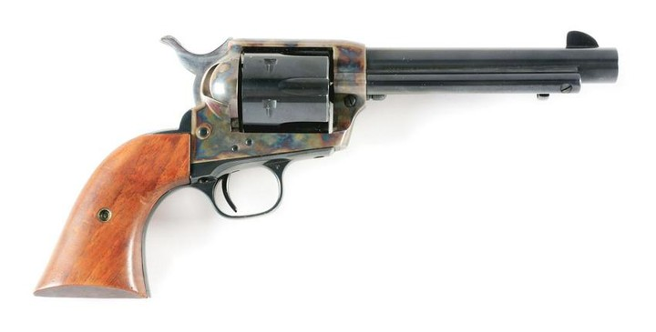 (C) FINE 2ND GENERATION COLT SINGLE ACTION ARMY .45