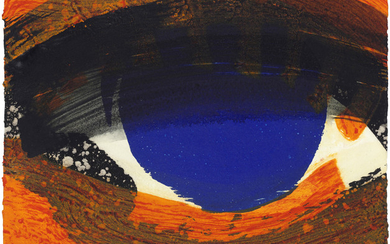 HOWARD HODGKIN (1932-2017), Eye