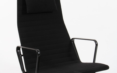 Charles Eames. Lounge chair, Vitra Model EA-124