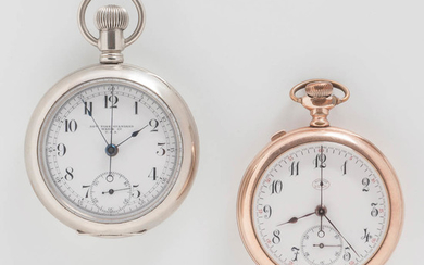 Agassiz and New York Standard Chronograph Watches