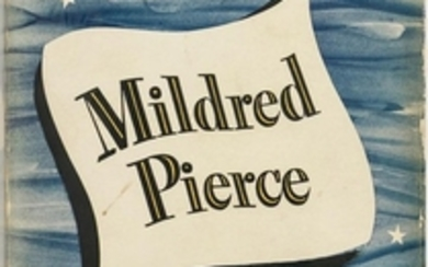 Cain, James M. (1892-1977) Mildred Pierce , ex libris Film Director George Cukor (1899-1983).