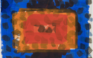 HOWARD HODGKIN (1932-2017), For Jack