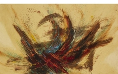 LEONARDO NIERMAN (mexican, b. 1932) ABSTRACT Signed and dated...