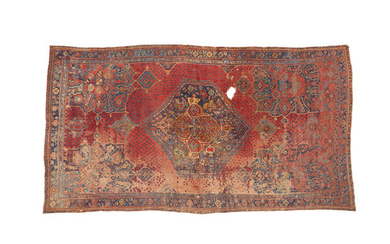 An Ushak Carpet