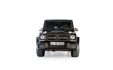 2018 Mercedes-Benz G 65 AMG Final Edition