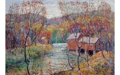 ERNEST LAWSON | OLD MILL AT DALLAS, MO.