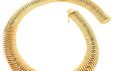Italian 14K Gold Necklace