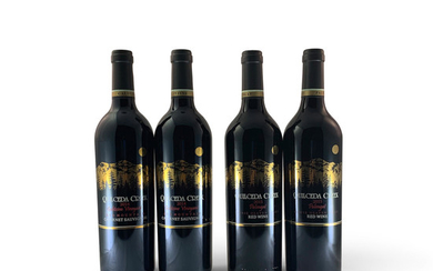 Quilceda Creek Cabernet Sauvignon 2014, Galitzine Vineyard (2)