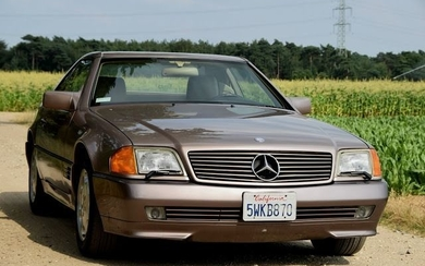 Mercedes-Benz - 320 SL (R129) - 1994