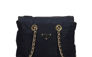 Prada - Nylon Chain Shoulder Bag Shoulder bag
