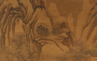Attributed to Tang Yin (1470-1524)