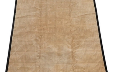 A contemporary area rug 20th century 12 ft. 1/2...