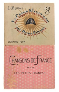 Two 19th century French children's books