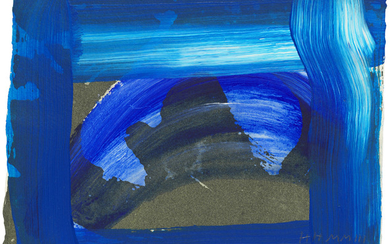 HOWARD HODGKIN (1932-2017), Sea