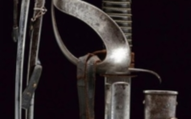 A CAVALRY NC-OFFICER'S SABRE