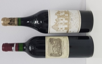 Mixed Lot Bordeaux 1997