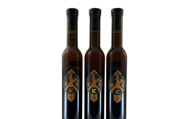 Sine Qua Non Chardonnay 2006, Mr. K The Noble Man (2 half-bottles)