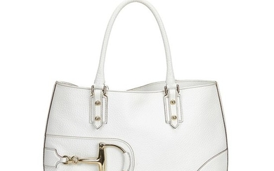 Gucci - Leather Hasler Tote Bag Tote bag